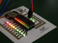 AgIC Print - Printing circuit boards with home printers