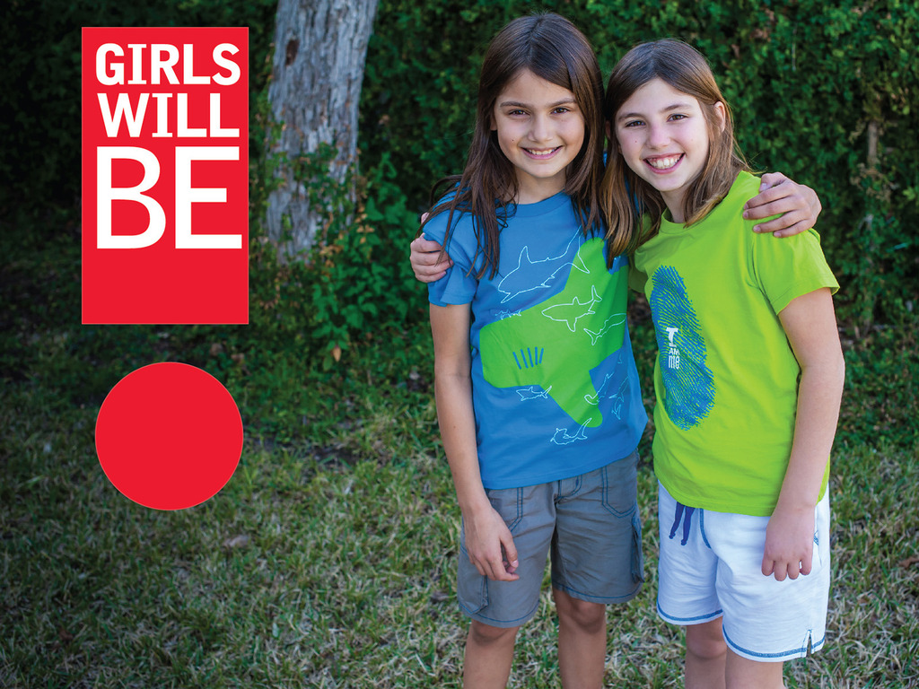 GIRLS WILL BE:  Shorts designed to let girls be kids's video poster