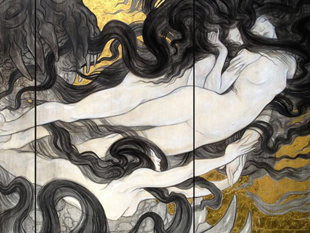 EVOLUTION: The Art of Rebecca Guay 1993-2014's video poster