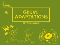 Great Adaptations - a children's book about evolution