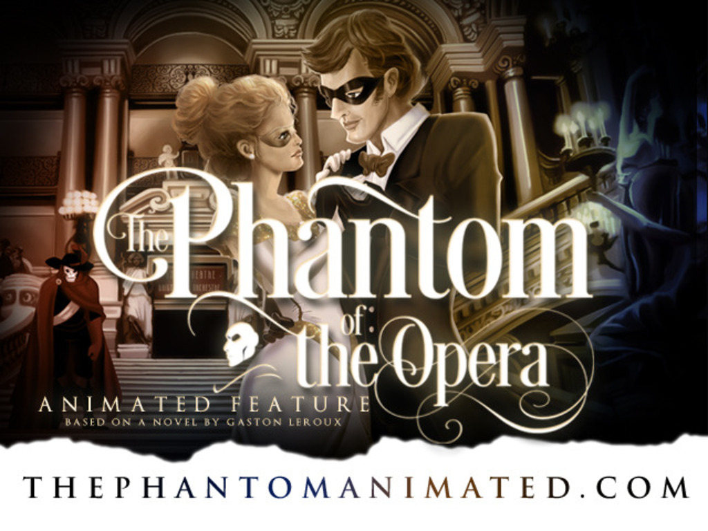 The Phantom of the Opera - Animated Feature film (Canceled)'s video poster