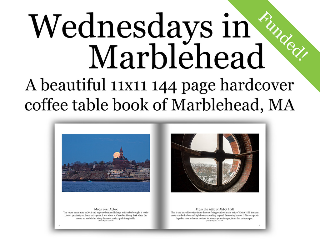 Wednesdays in Marblehead - A Book of Landscape Photographs's video poster