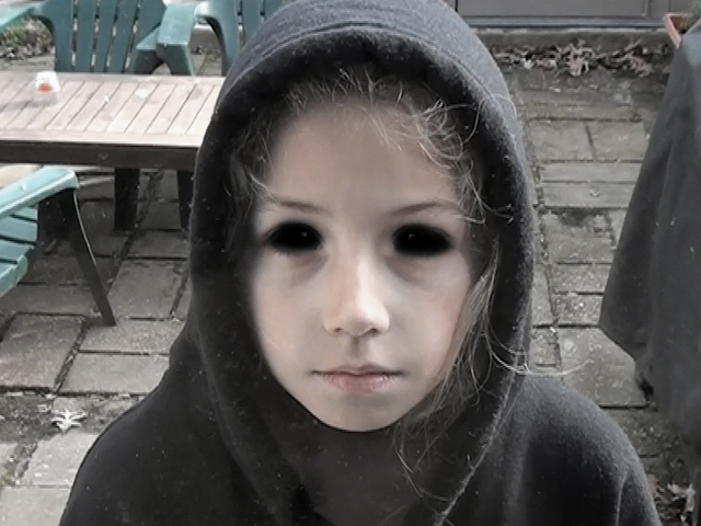 Black Eyed Children: Let Me In Horror Documentary by Justin Snyder ... Horror Film Photography