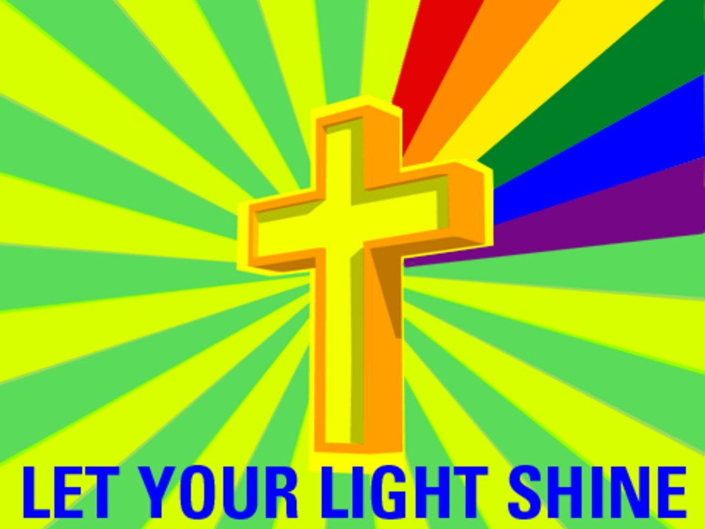 Let Your Light Shine's video poster