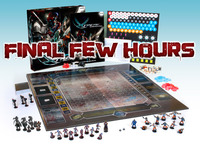 DreadBall Xtreme - The Brutal Sci-fi Sports Board Game