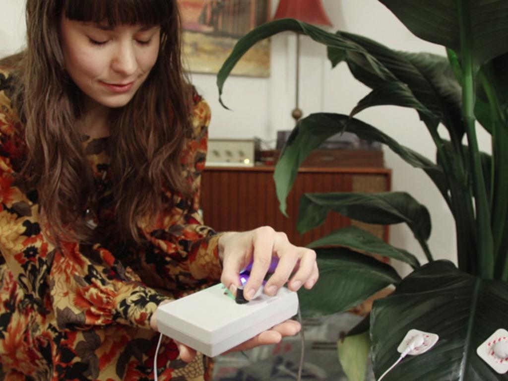 MIDI Sprout - Biodata Sonification Device's video poster