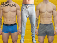 Underwear, T-shirts and Sweats: Made in Canada & USA
