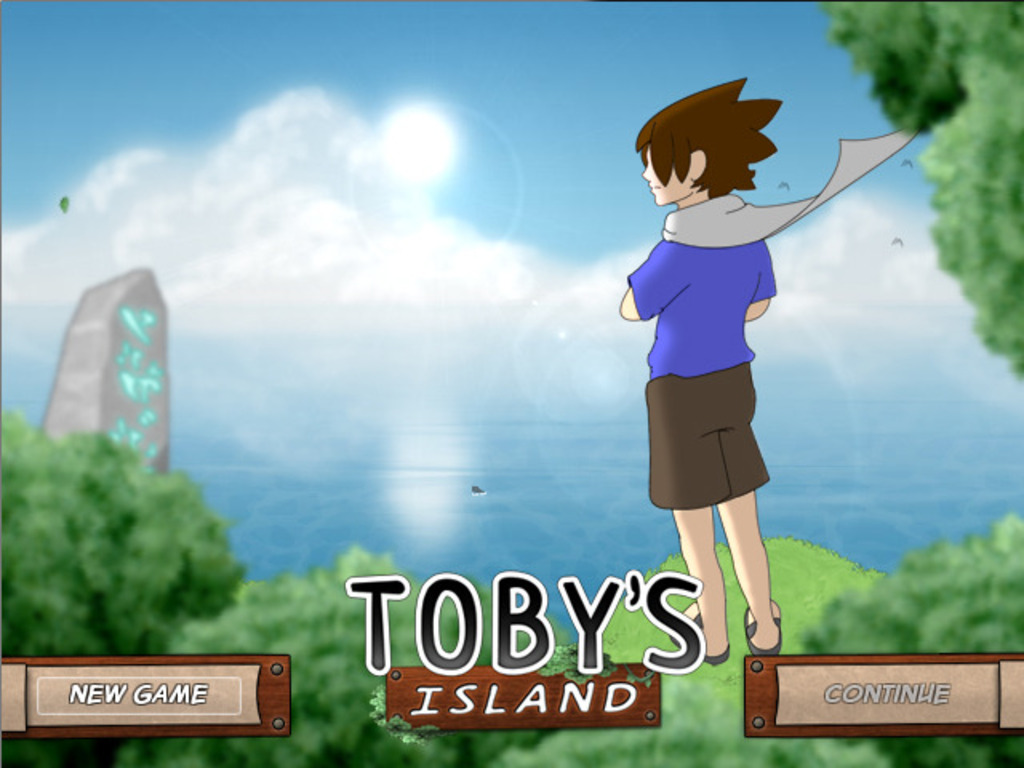 Toby's Island!'s video poster