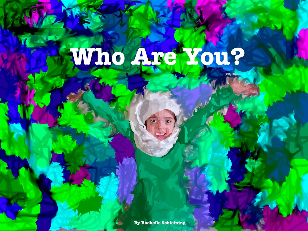 Who are you?'s video poster