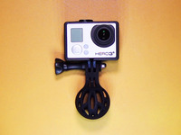 GoBall - The World's Most Compact GoPro Handle.