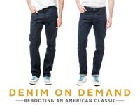 Denim on Demand: Premium jeans made to order for just $98!