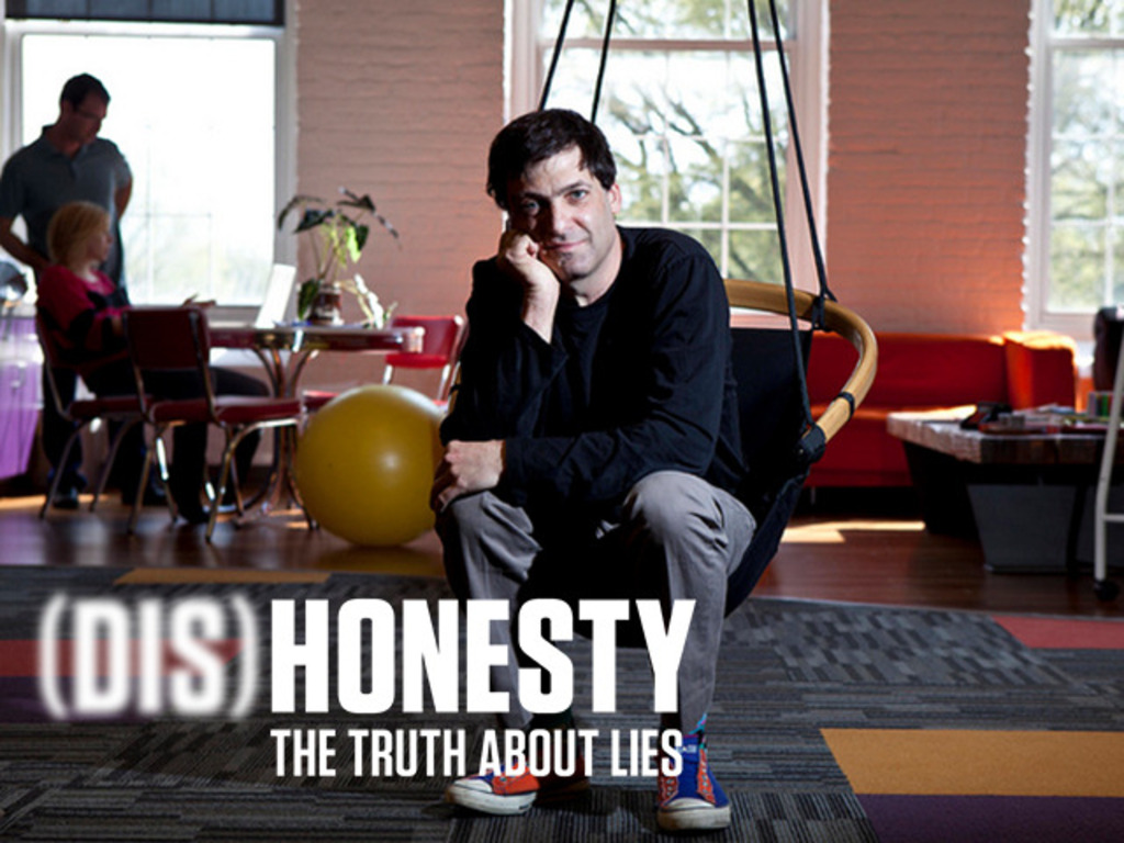 DisHonesty - A Documentary Feature Film's video poster