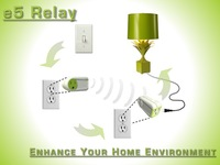 e5 Relay:  Easy, Elegant, Exciting Home Automation