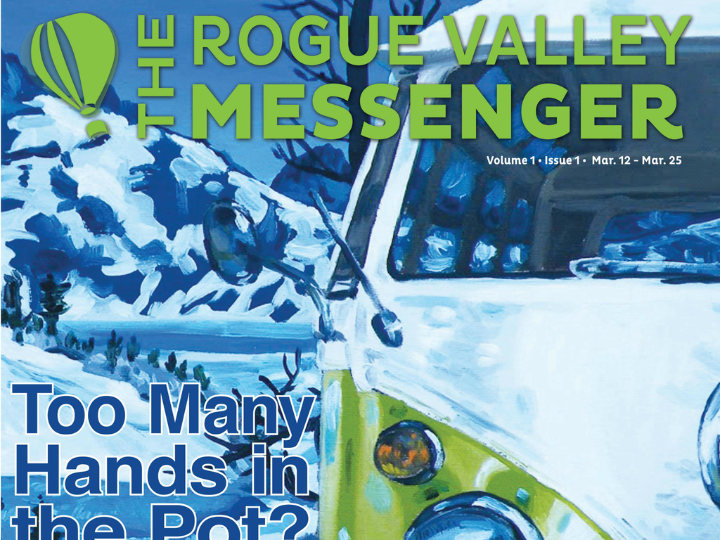The Rogue Valley Messenger - A Free Alternative Newspaper's video poster