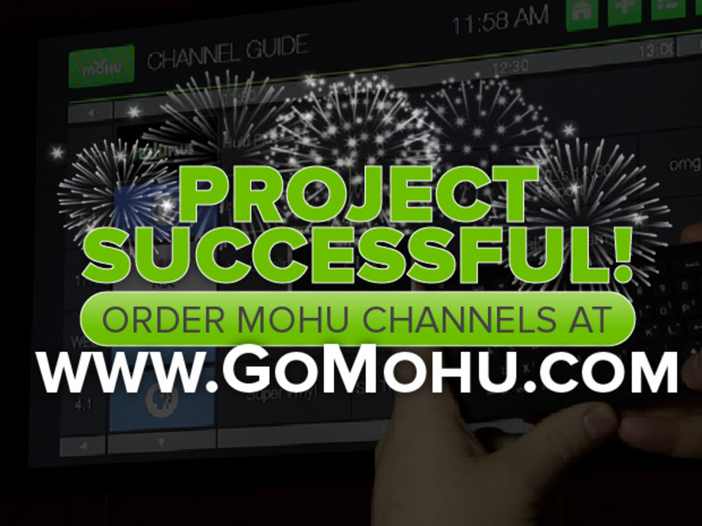 Mohu Channels: Personal Channel Guide Makes TV Smarter!'s video poster