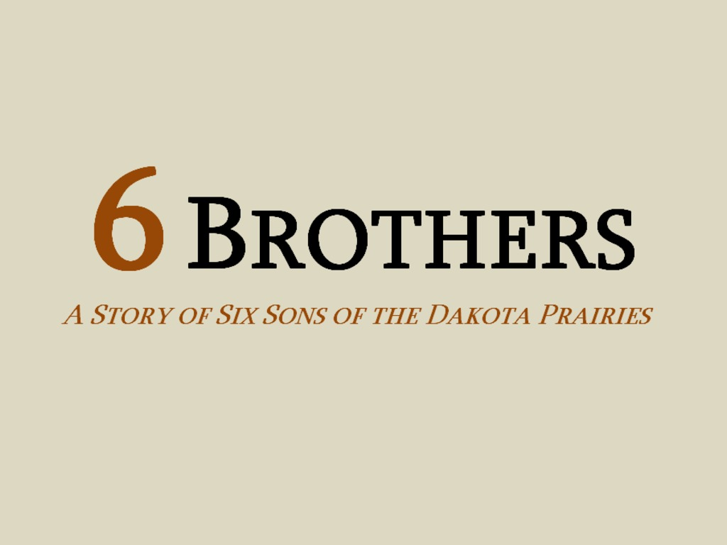 6 Brothers's video poster