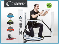 Cyberith Virtualizer - Immersive Virtual Reality Gaming