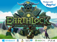 Earthlock: Festival of Magic (Wii U, PS4, XBO, PC & Mac)