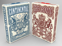 The Independence - Playing cards inspired by The Revolution