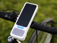 The Allo: The World's First Speaker-Bike Mount Combo