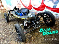 BajaBoard - World's Most Extreme Electric Skateboard