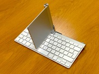 The Magic-T-Pad: a Vertical adapter for the Magic Trackpad