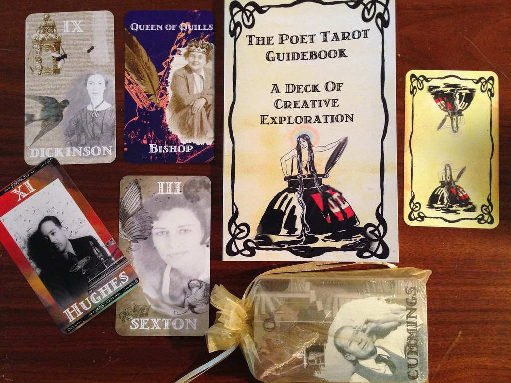 The Poet Tarot: A Deck of Creative Exploration's video poster