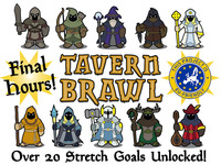 Tavern Brawl: A Fantasy Bar Fight Game