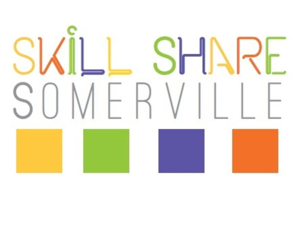 Somerville Skillshare's video poster