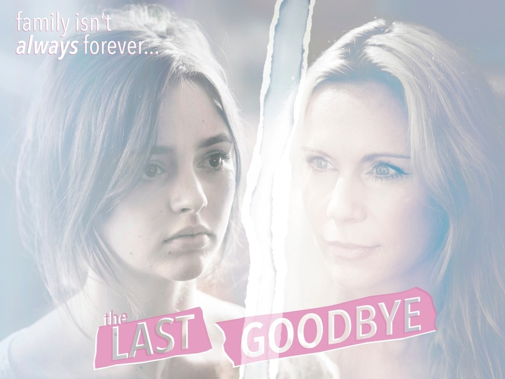 The Last Goodbye - feature film's video poster