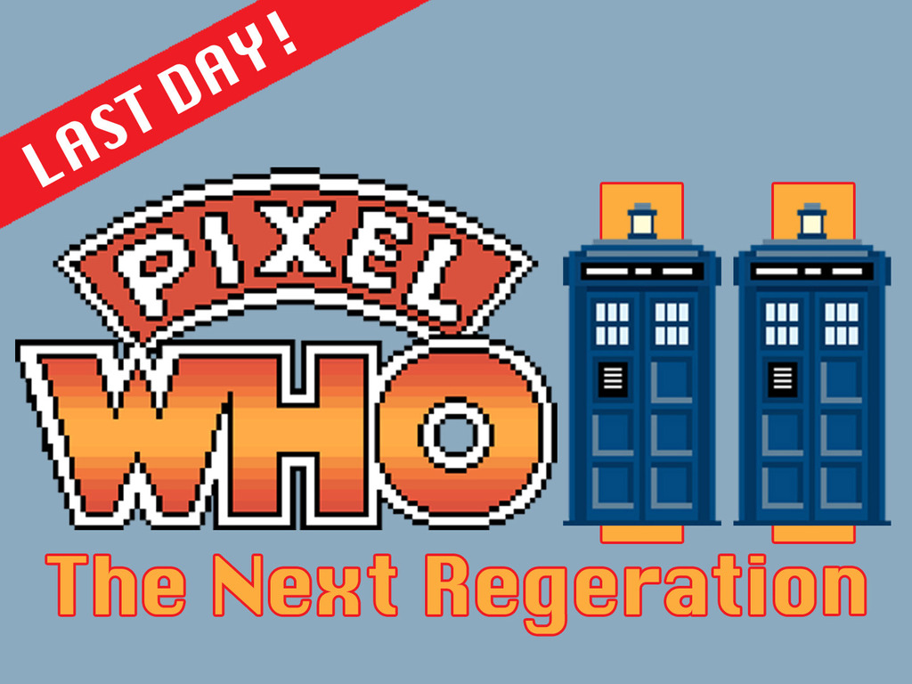 PixelWho Project II: The Next Regeneration's video poster