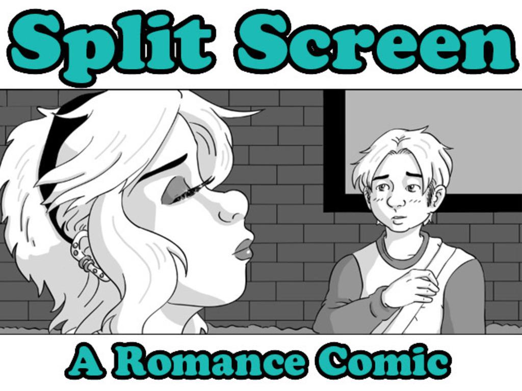 Split Screen Graphic Novel's video poster
