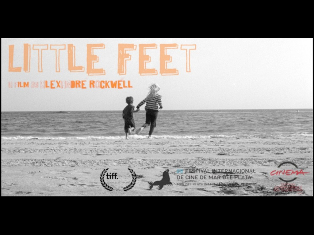 LITTLE FEET: COMING TO A THEATER NEAR YOU's video poster
