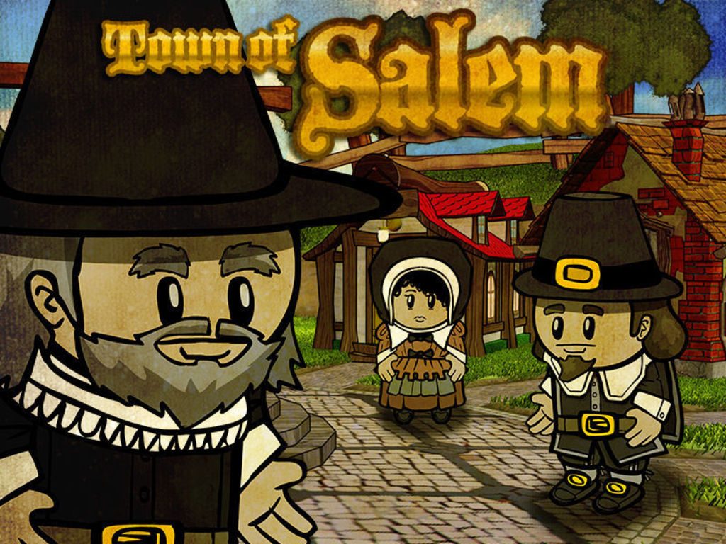 Town of Salem - Mafia-style Browser Game's video poster