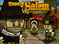 Town of Salem - Mafia-style Browser Game