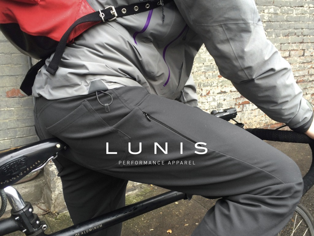 LUNIS: Tailored Performance Pants Built For Adventure's video poster