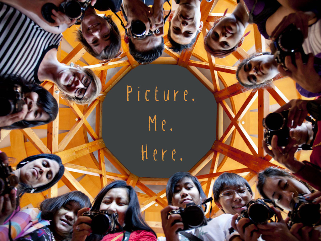 Picture.Me.Here: Storytelling Project for Refugees in Nepal's video poster