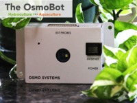 The OsmoBot - Hydroponic Monitoring on your SmartPhone