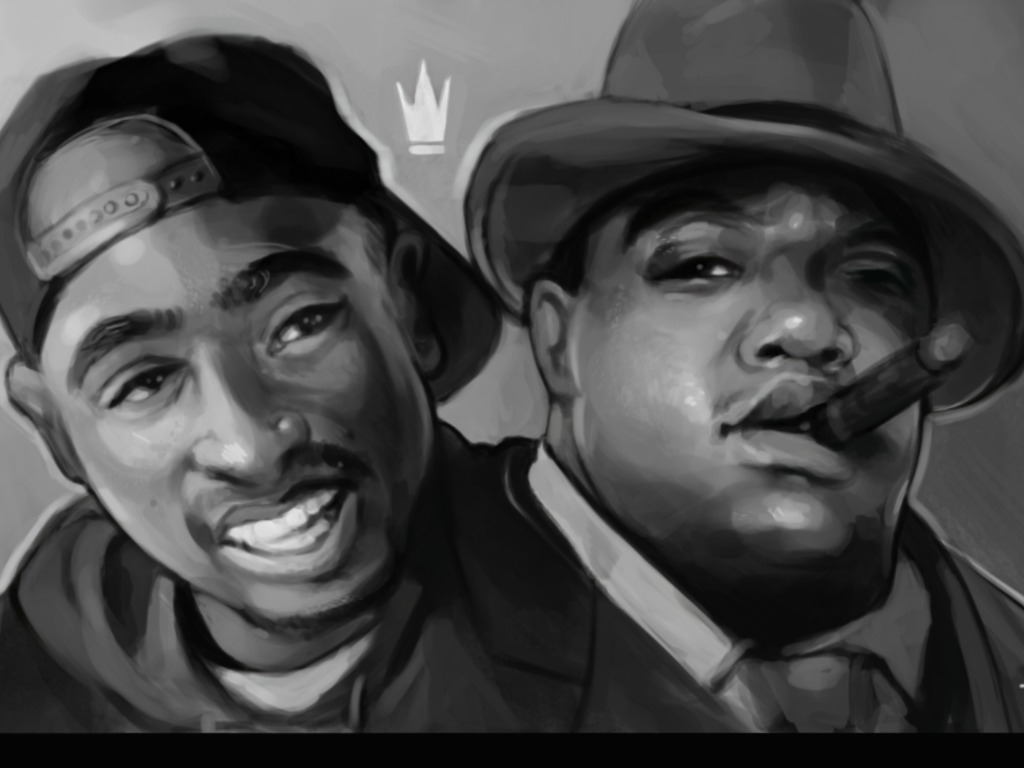 Justice for the MURDERS of Tupac and Biggie / True Story's video poster