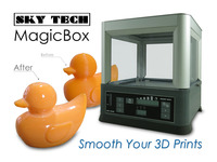 MagicBox - Magically finish your 3D prints!