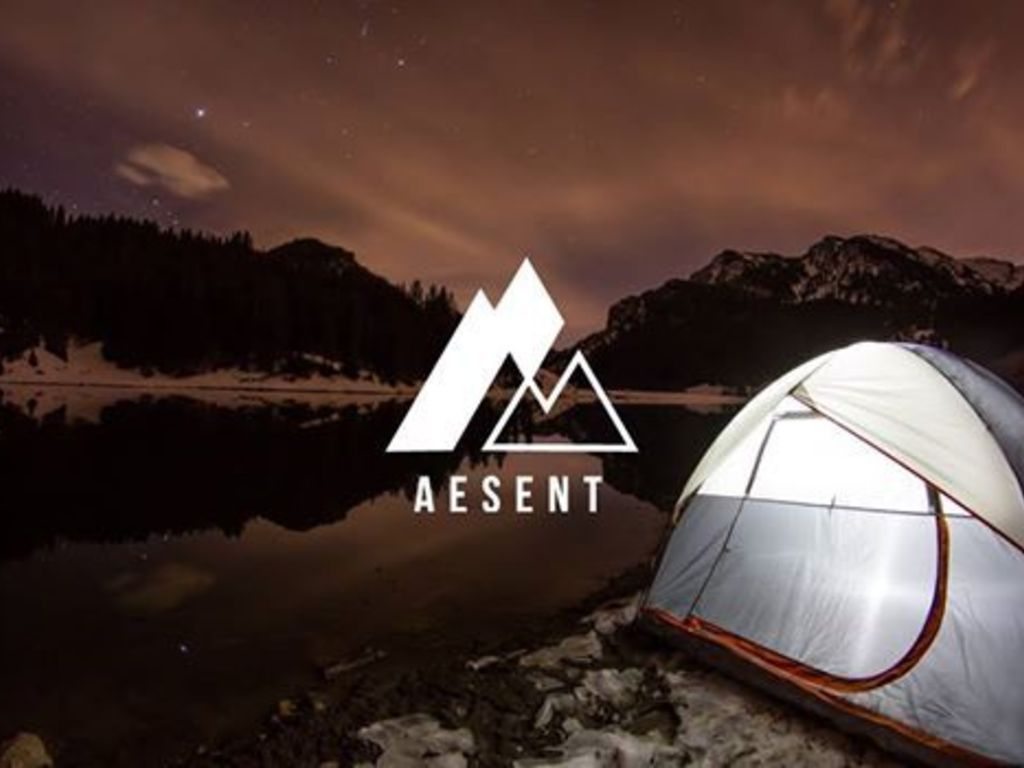 Aesent: The World's Most Comfortable Tent's video poster