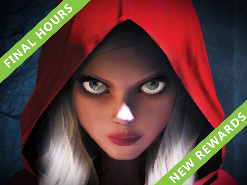 Woolfe - The Red Hood Diaries's video poster
