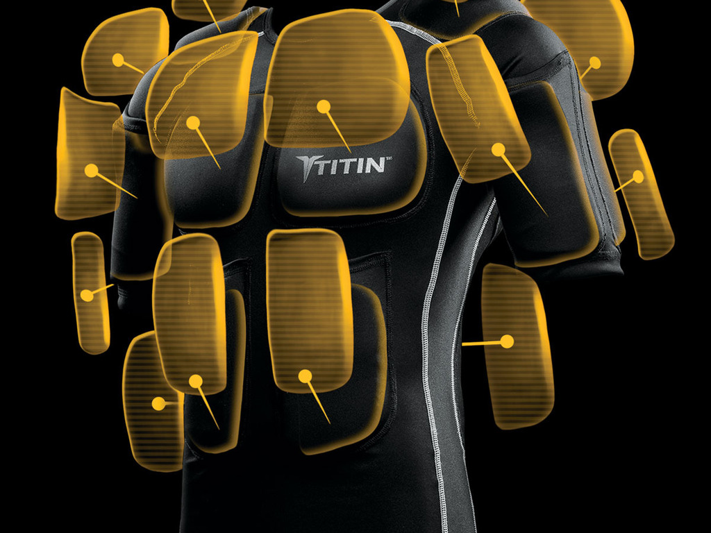 Fund your Fitness: TITIN Weighted Compression Shorts's video poster
