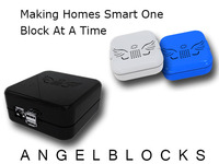 AngelBlocks: Smart Wireless Building Blocks For Smart Homes