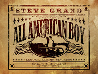 """All-American Boy"" - The Album"