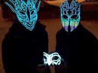 Qita Light up Masks