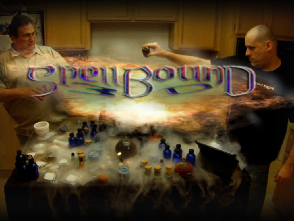 SpellBounD 3D's video poster