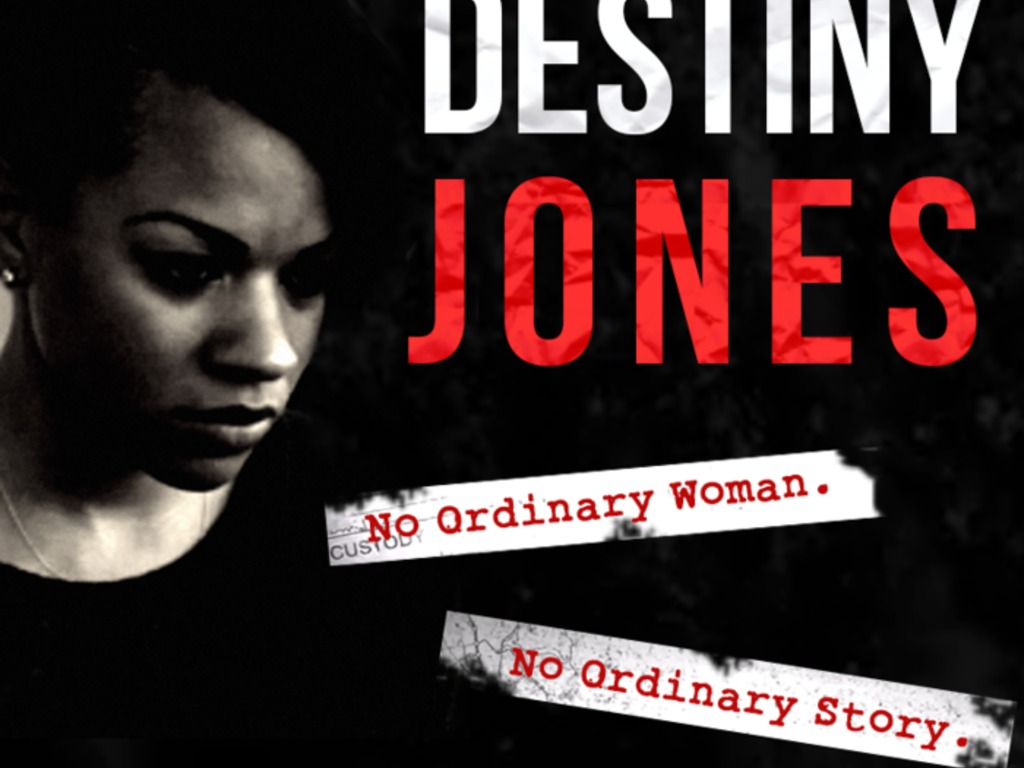 Destiny Jones: A Short Film Noir's video poster