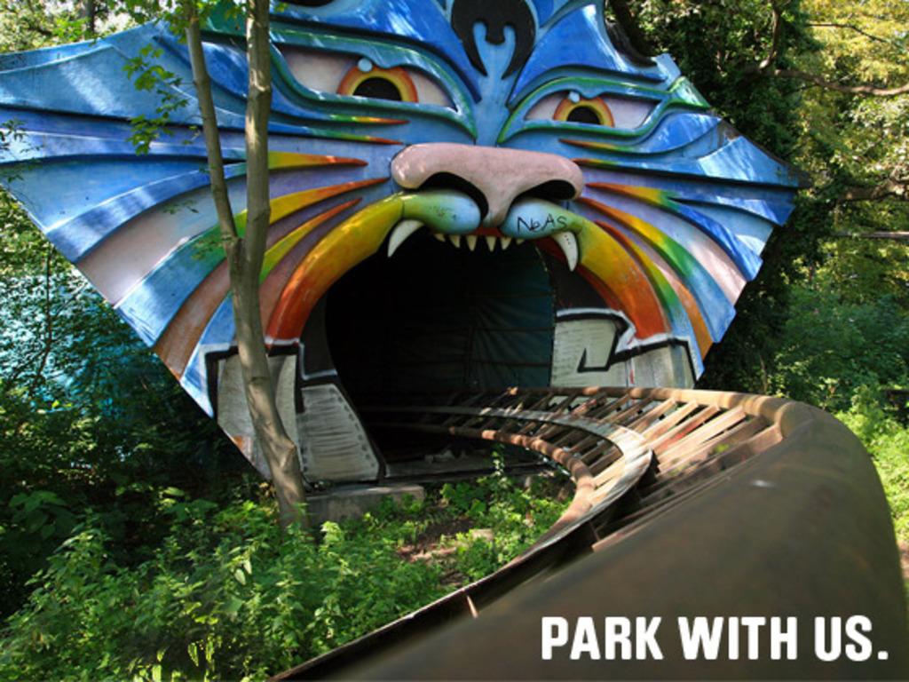 Kulturpark's video poster