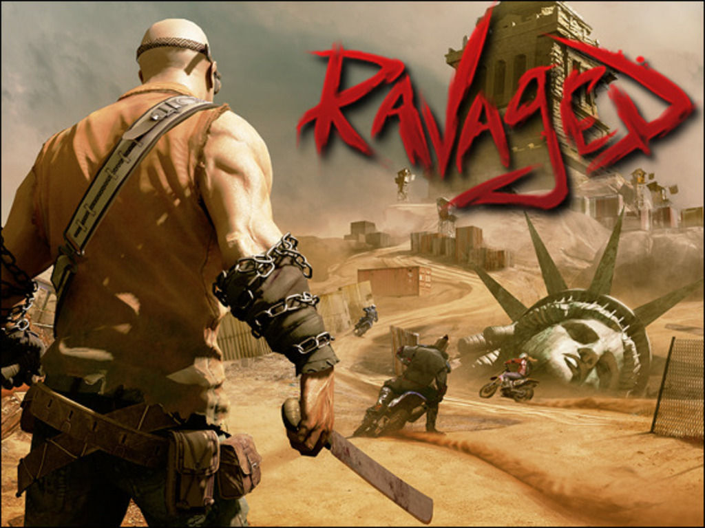 Ravaged's video poster